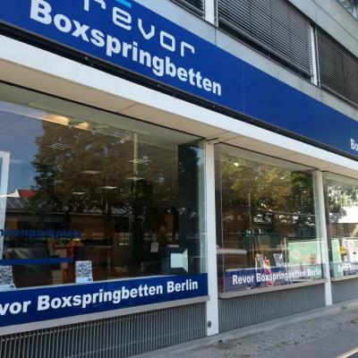 bewertungen revor boxspringbetten berlin. Black Bedroom Furniture Sets. Home Design Ideas