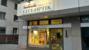"Firmenansicht von ""CITY-OPTIK"""