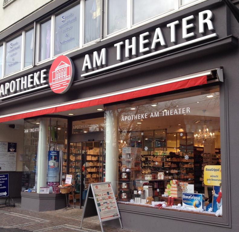 apotheke am theater freiburg