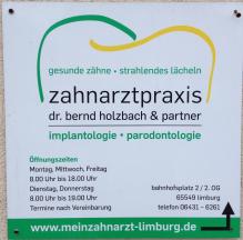 dr bernd holzbach und partner bahnhofsplatz 2 65549 limburg an der lahn. Black Bedroom Furniture Sets. Home Design Ideas