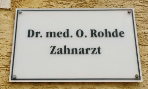 Zahnarztpraxis Dr. med. Rohde in Freital