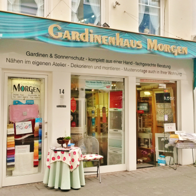 Gardinenhaus Morgen   Neustraße 14, 54290 Trier   Innenstadt « cube.de