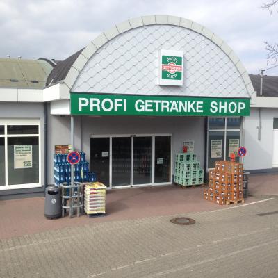Profi Getränke Shop - Bergstraße 41, 69469 Weinheim « cube.de