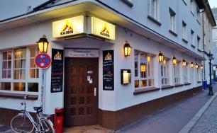 Kamin Flammkuchen Restaurant Bar Kapuzinerstraße 8 10 55116