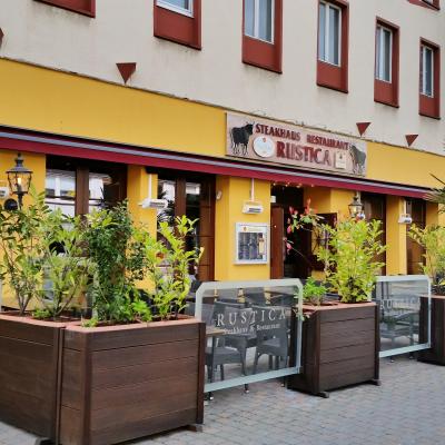 RUSTICA - Steakhaus & Restaurant - Elberfelderstraße 71 ...