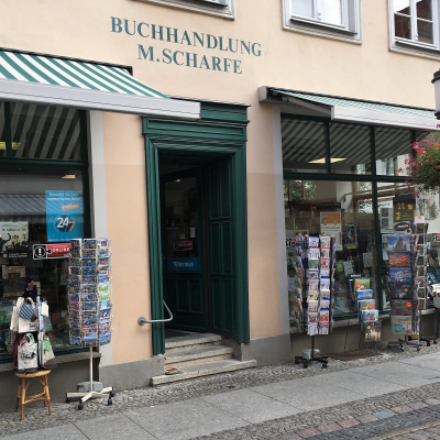 Buchhandlung Scharfe Greifswald