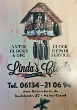 Linda's Clocks