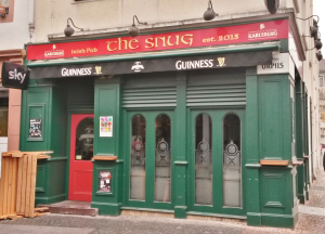 "Firmenansicht von ""The Snug - IRISH PUB"""